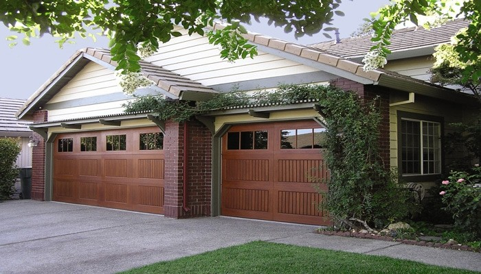 Fiberglass Garage Door Riverside