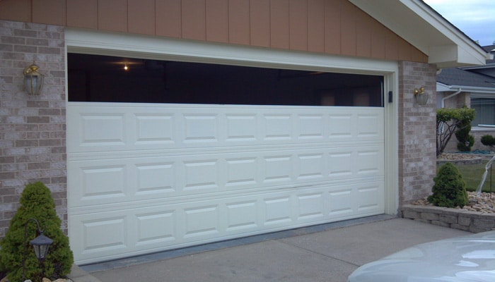 Steel Garage Door Riverside