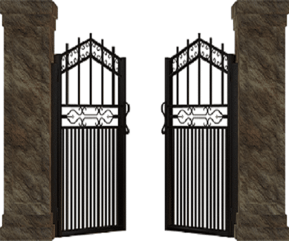 Buying a Gate